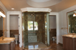Mediterranean House Plan Master Bathroom Photo 01 - 106S-0065 | House Plans and More