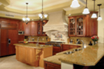 Luxury House Plan Kitchen Photo 01 - 106S-0070 | House Plans and More