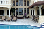 Florida House Plan Pool Photo - 106S-0070 | House Plans and More
