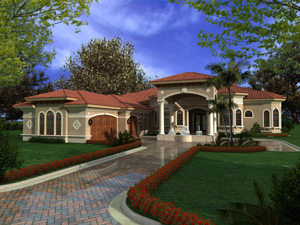 Homes For Sale Spanish Mediterranean House Plans Naples Florida Luxury
