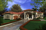 Exquisite One-Story Mediterranean