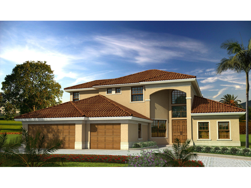 Upscale Living With Southwestern Appeal