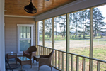 Ranch House Plan Screened Porch Photo 01 - 111D-0018 | House Plans and More