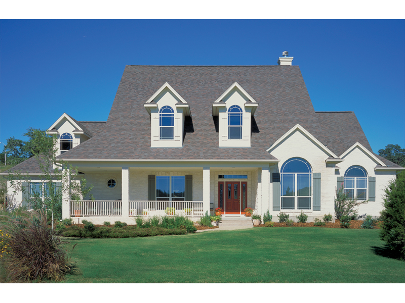 Southern House Plan Front of Home 111D-0029