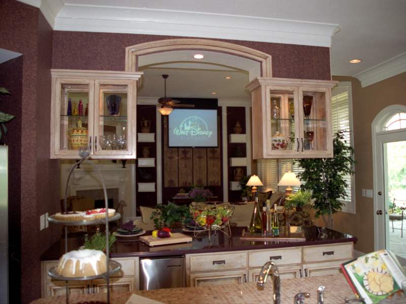Traditional House Plan Kitchen Photo 03 111D-0031