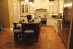 Neoclassical Home Plan Kitchen Photo 02 - 119D-0003 | House Plans and More