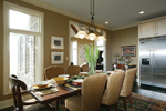 English Tudor House Plan Dining Room Photo 01 - 119D-0013 | House Plans and More