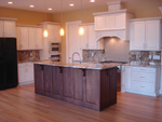 Country French Home Plan Kitchen Photo 01 - 119S-0008 | House Plans and More