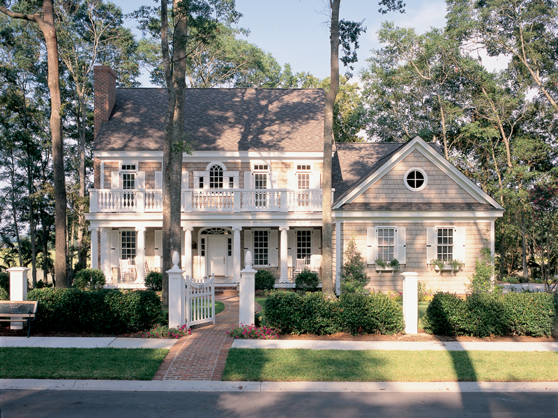 Southern Colonial Plantation House Pixshark
