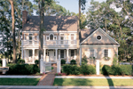 Plantation House Plan Front of Home - 128D-0001 | House Plans and More