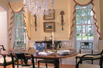 Country House Plan Dining Room Photo 01 - 128D-0003 | House Plans and More