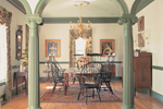 Traditional House Plan Dining Room Photo 01 - 128D-0004 | House Plans and More
