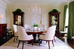 Southern Plantation House Plan Dining Room Photo 01 - 128D-0006 | House Plans and More