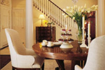 Southern Plantation House Plan Dining Room Photo 02 - 128D-0006 | House Plans and More