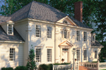 Southern Plantation House Plan Front Photo 01 - 128D-0007 | House Plans and More