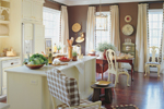 Southern Plantation Plan Kitchen Photo 01 - 128D-0007 | House Plans and More