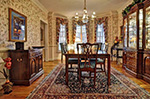 Southern Plantation House Plan Dining Room Photo 01 - 128D-0008 | House Plans and More