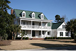 Southern Plantation House Plan Front Photo 04 - 128D-0008 | House Plans and More