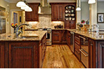 Vacation House Plan Kitchen Photo 01 - 128D-0008 | House Plans and More