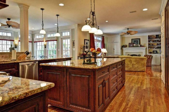 Vacation House Plan Kitchen Photo 02 - 128D-0008 | House Plans and More