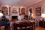 Southern Plantation House Plan Living Room Photo 01 - 128D-0008 | House Plans and More