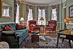 Southern Plantation House Plan Living Room Photo 02 - 128D-0008 | House Plans and More