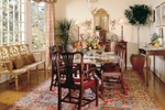 Traditional House Plan Dining Room Photo 01 - 128D-0009 | House Plans and More