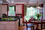 Cape Cod & New England House Plan Kitchen Photo 01 - 128D-0010 | House Plans and More