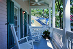 Cape Cod & New England House Plan Porch Photo 01 - 128D-0010 | House Plans and More