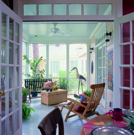 Cape Cod & New England House Plan Sunroom Photo - 128D-0010   House Plans and More