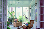 Traditional House Plan Sunroom Photo - 128D-0010 | House Plans and More