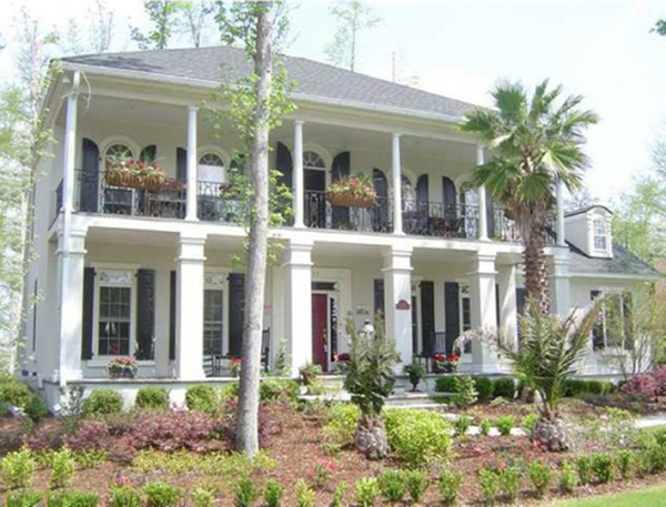 Southern Plantation Home Plans | House Plans and More on colonial house landscaping, duplex porch designs, townhouse porch designs, mobile home porch designs, bungalow porch designs, church porch designs, colonial house deck, farmhouse porch designs,