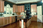 Traditional House Plan Kitchen Photo 01 - 129D-0021 | House Plans and More