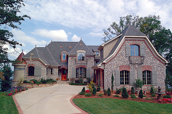 derby place luxury rustic home plan 129s 0003 house