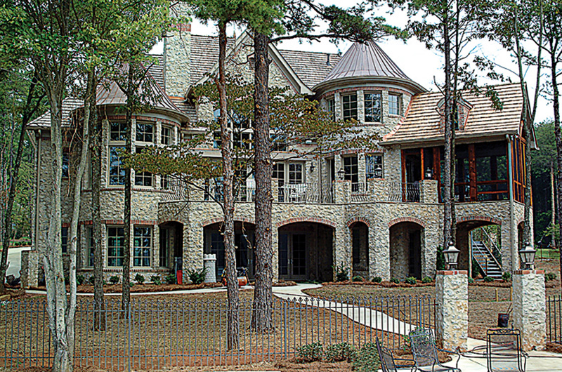 Armstrong Hill Luxury Home Plan 129s 0005 House Plans