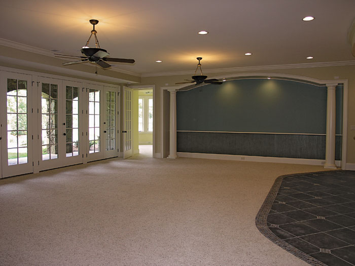 Luxury House Plan Recreation Room Photo 01 129S-0005