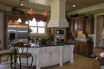 Luxury House Plan Kitchen Photo 01 - 129S-0006 | House Plans and More