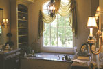 Luxury House Plan Master Bathroom Photo 01 - 129S-0008 | House Plans and More