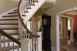 Luxury House Plan Stairs Photo 01 - 129S-0008 | House Plans and More