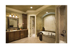 English Cottage House Plan Master Bathroom Photo 01 - 129S-0021   House Plans and More