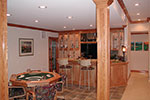 Cabin and Cottage Plan Bar Photo 01 - 129S-0023 | House Plans and More