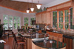 Craftsman House Plan Kitchen Photo 04 - 129S-0023 | House Plans and More