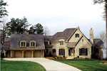 European House Plan Front Photo 01 - 129S-0024 | House Plans and More