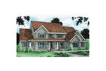 Luxurious Country Home Has Southern Attributes