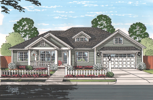 Riverside Lane Ranch Home Plan 130d 0324 House Plans And